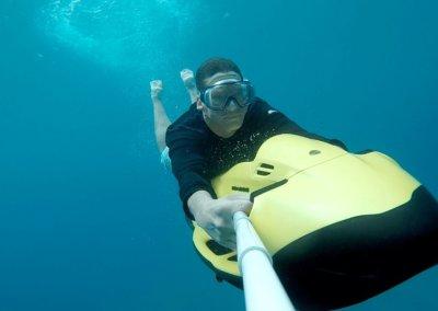 Under Water Fun